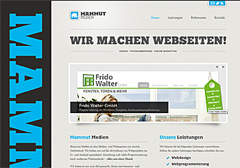 Mammut Medien – International web agency
