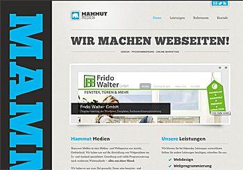 Mammut Medien – International web agency