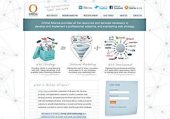 Orbital Alliance – A Web Strategy Company
