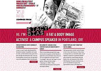 Stacy Bias – body image activist & campus speaker