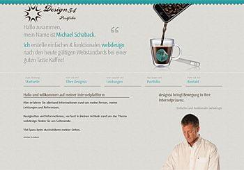 Design54 the online portfolio