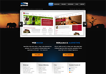 Reklama & Webdesign | GRAWEB