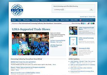 LIMA – Licensing Industry Merchandisers' Association