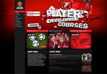 Man Utd Soccer Schools
