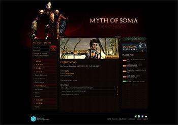 Myth of Soma Blade of Heaven