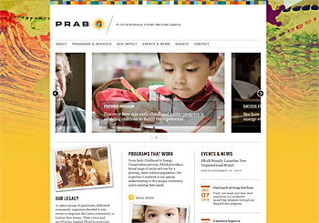 PRAB Organizational Site