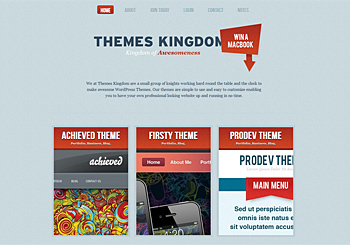 Themes Kingdom – Premium WordPress Themes