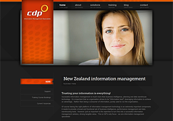 CDP – Information Management