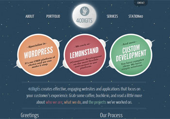 40Digits Web Design and Development