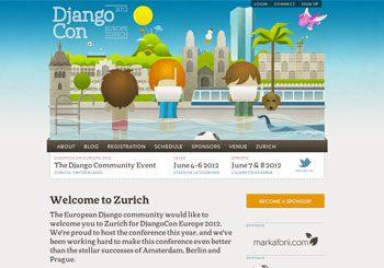 DjangoCon Europe 2012