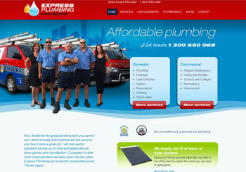 Express Plumbing Gold Coast