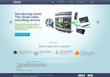 Gomi Video Encoding Service