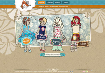 Olala girls clothing