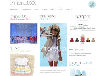 Simonetta Children Clothes