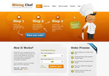 Slicing Chef