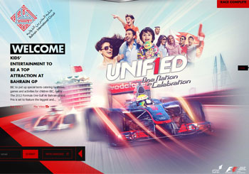 UniF1ed Bahrain International Circuit