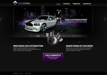 Vinil Forma – Car Customization