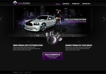 Vinil Forma – Car Customization