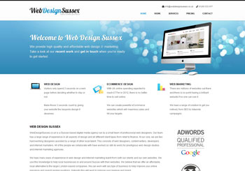 Web Design Sussex
