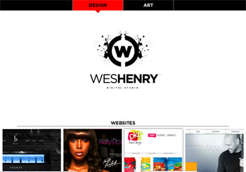 The Portfolio of Wes Henry