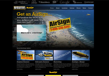 AirSign Aerial Advertising