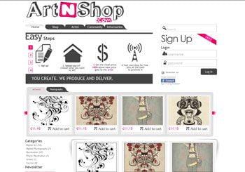 Buy art online  ArtNShop