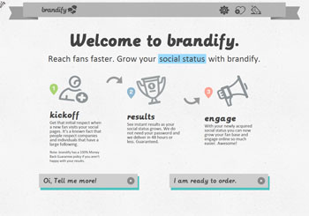 Brandify | BUILDING REPUTATION
