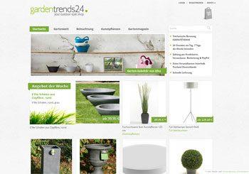 Gardentrends24 garden shop