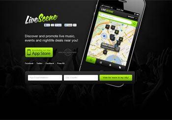 LiveScene Your pocket gig guide