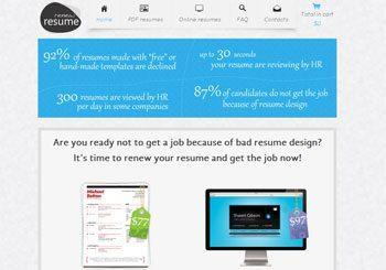 Renew Resume