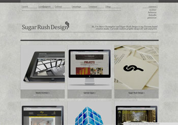 Sugar Rush Design