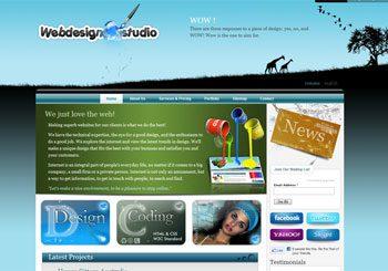 Webdesign studio