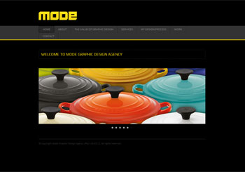 Mode Graphic Design Agency
