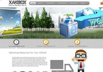 XakBoX – Online Identity Creators