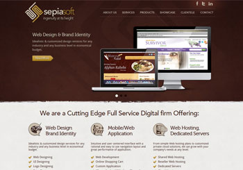 SepiaSoft – Full Service Digital firm