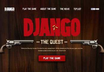 Django The Quest