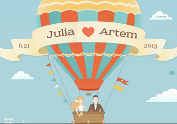 Julia ♥ Artem