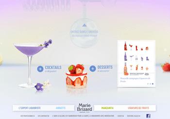 Liquors Marie Brizard